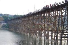 ทัวร์บ้านอีต่อง สังขละบุรี จ.กาญจนบุรี  ประเทศพม่า 2 วัน 1 คืน