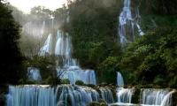อลังการ น้ำตกทีลอซู (ภาพโดย Travel.Mthai)