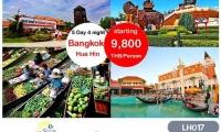 Bangkok-Hua Hin 5 Day 4 Night 17