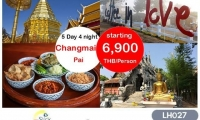 CHIANG MAI – PAI CITY OF LOVE 5 DAYS 4 NIGHTS 27