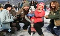 ทัวร์เกาหลี เทศกาลตกปลาน้ำแข็ง Wow Ice Fishing Festival 5 วัน 3 คืน (T