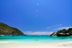 ล่องเรือยอร์ช Coral And Racha Island
