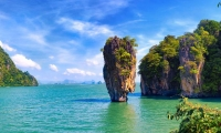 James Bond Island Program B  ( Sea Canoeing )