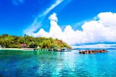 ทัวร์ 3 เกาะ เกาะไม้ท่อน เกาะเฮ เกาะราชา Maiton+Coral+Raya Island