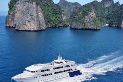 ทัวร์ภูเก็ต วันเดย์ทริป เกาะพีพีเล เกาะพีพีดอน โดยเรือใหญ่ ราคาถูก