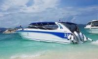 ทัวร์วันเดย์ทริป เกาะพีพี อ่าวมาหยา เกาะไข่นอก โดยเรือเร็ว เที่ยวภูเก็