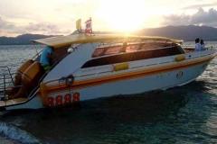 ทัวร์ชมพระอาทิตย์ตก เกาะพีพี + อ่าวมาหยา + เกาะไม้ท่อน + เกาะไข่ใน โดย